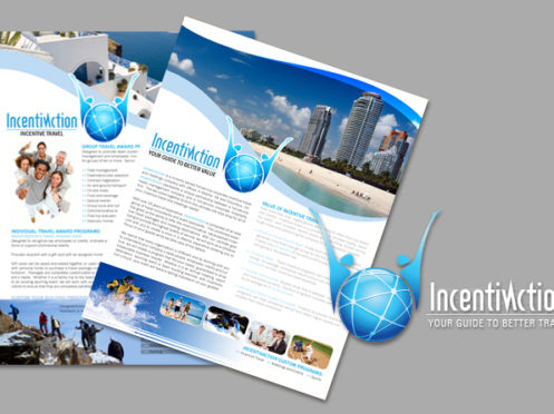 IncentivAction Logo & Marketing Collateral