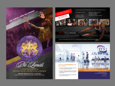 Program Booklet/ Promotional Material